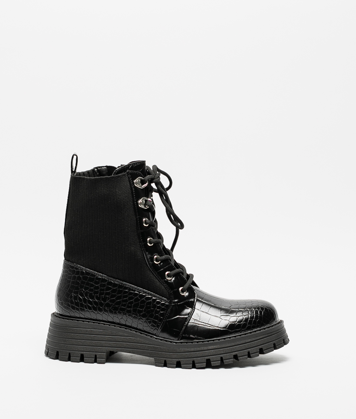 Low Boot Nove - Black
