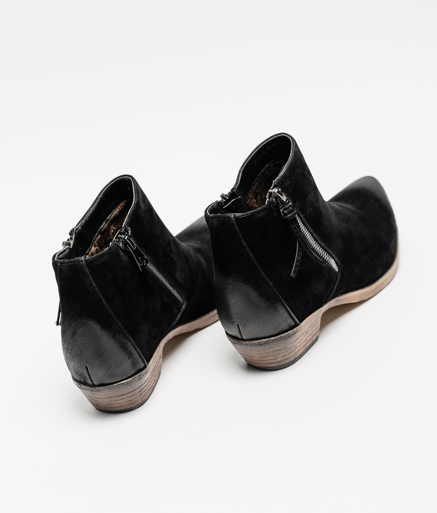 Boot Petite Cuvel - Noir