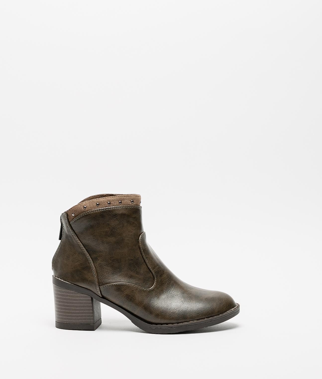 Low Boot Tiusa - Kaki