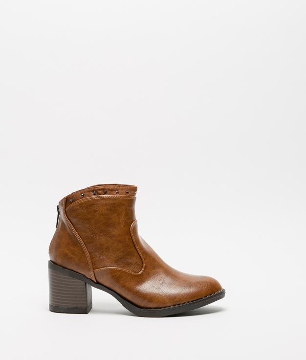 Low Boot Tiusa - Camel