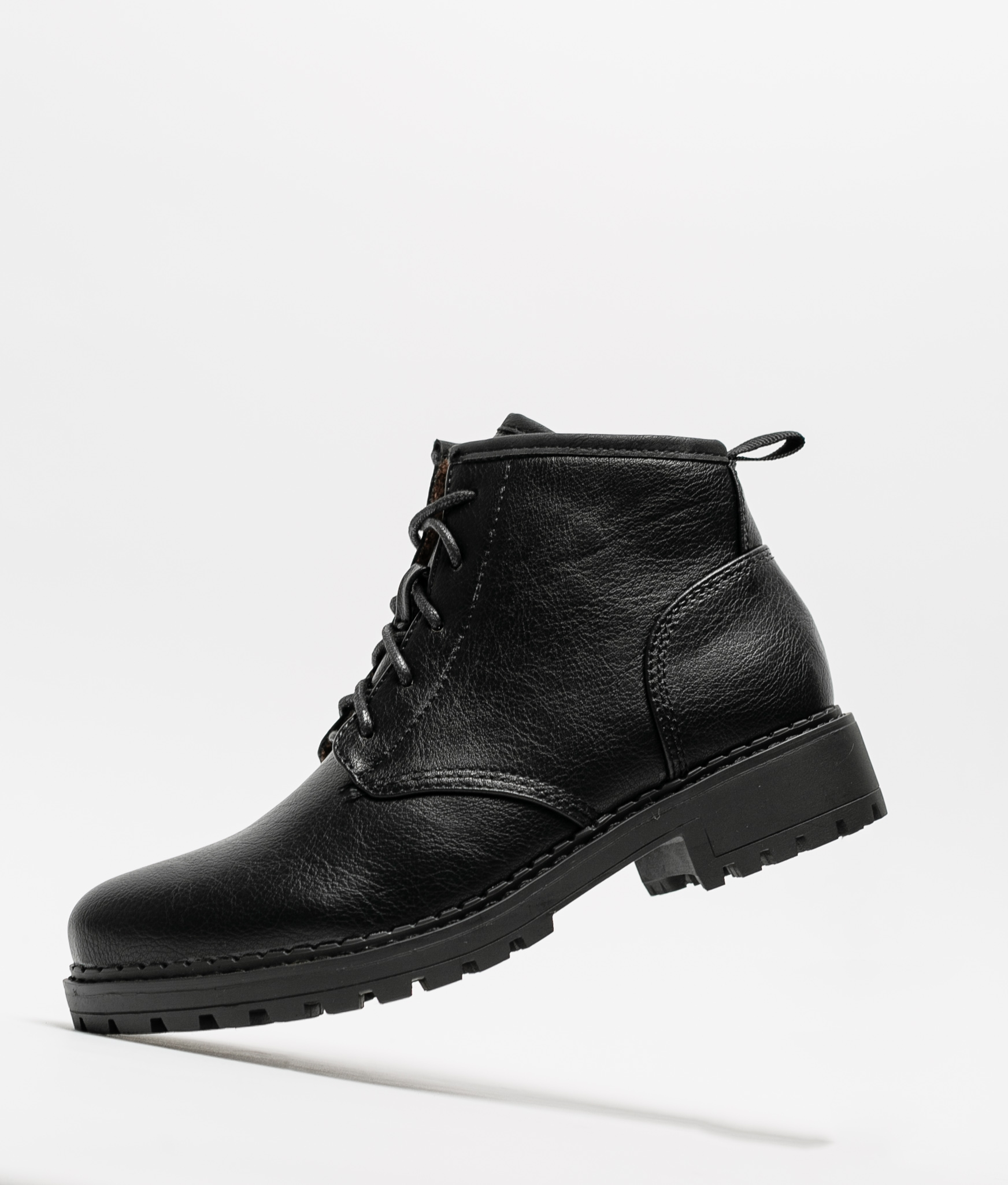 Low Boot Denar - Black