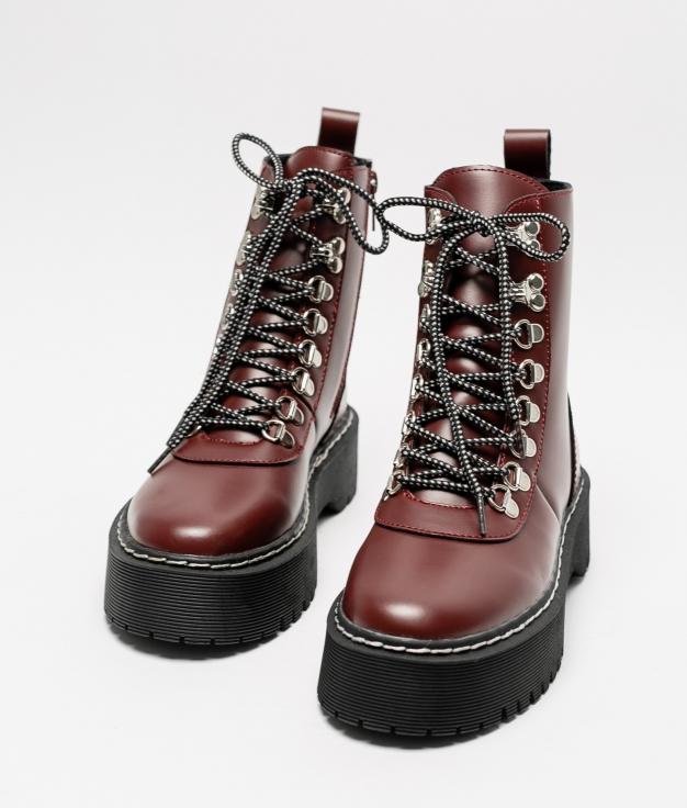 Boot Petite Cedela - Grenat