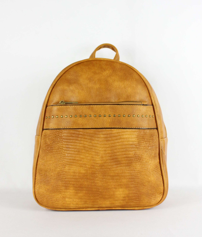 Backpack Greta - Mustard