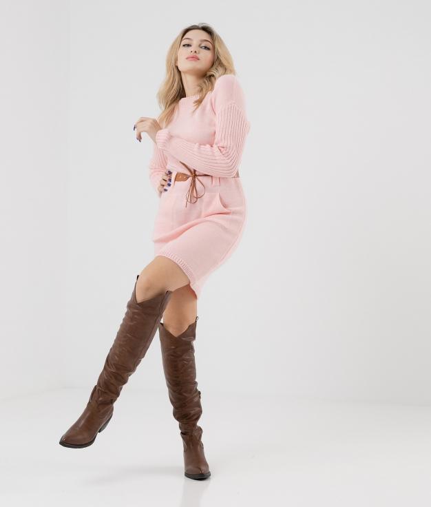 DRESS BUBI - PINK
