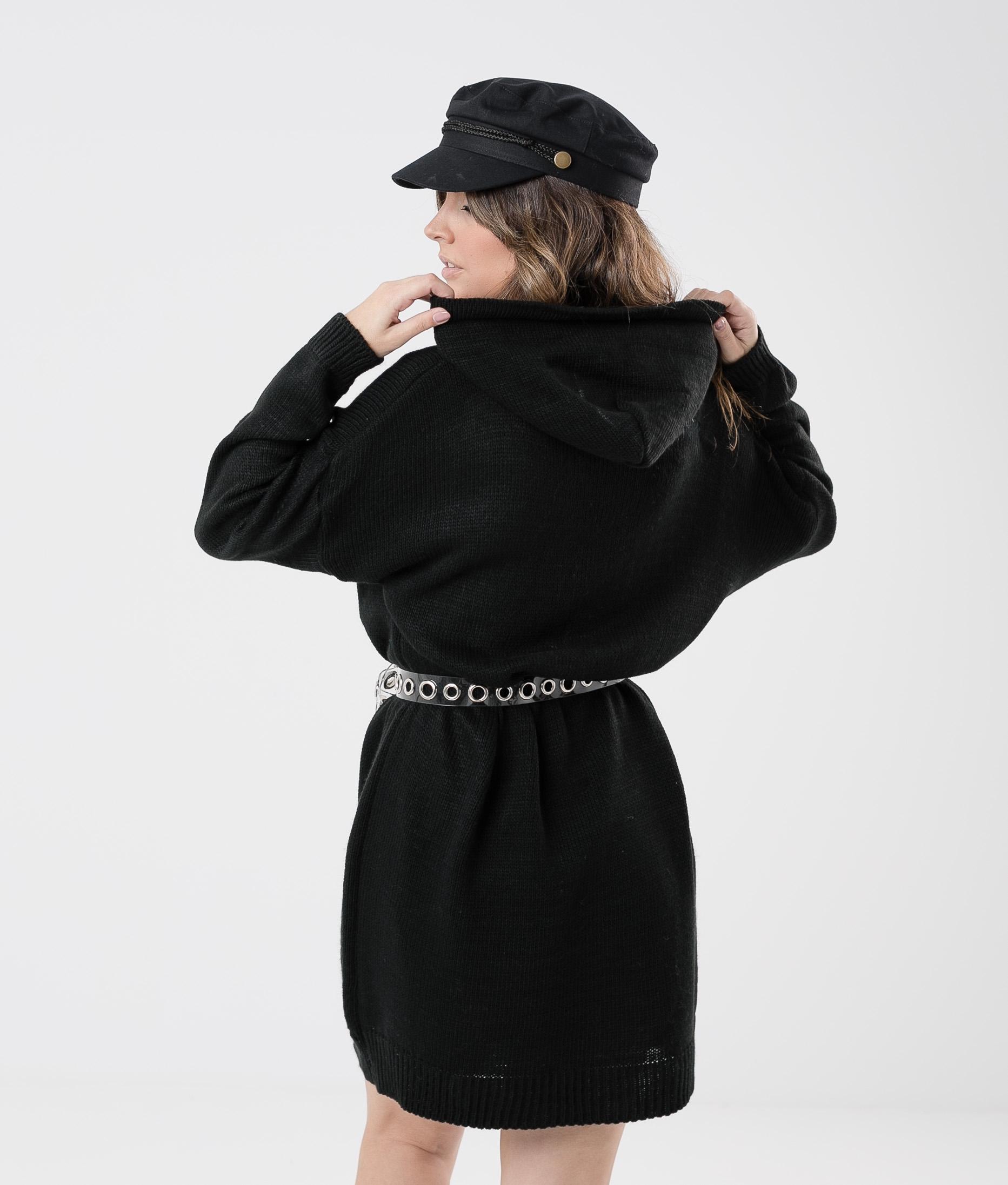 DRESS BERA - BLACK