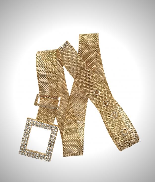 Shi belt - gold