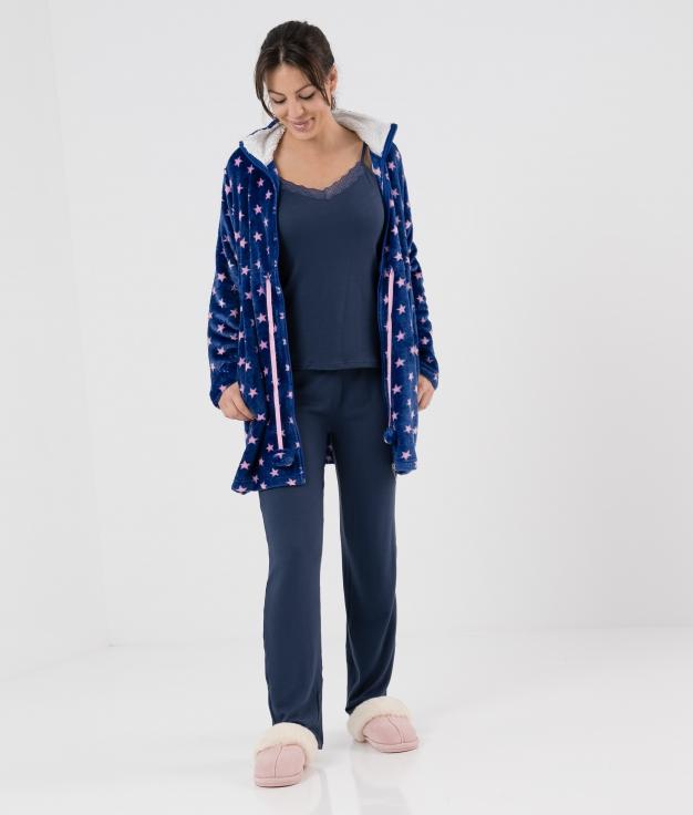 Coat Kela- Blue