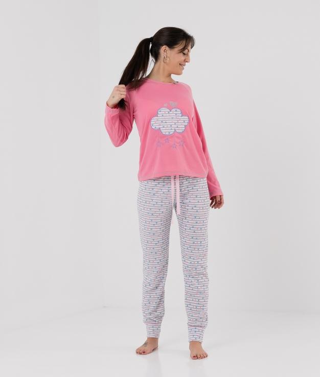 Pijama Candel - Pink