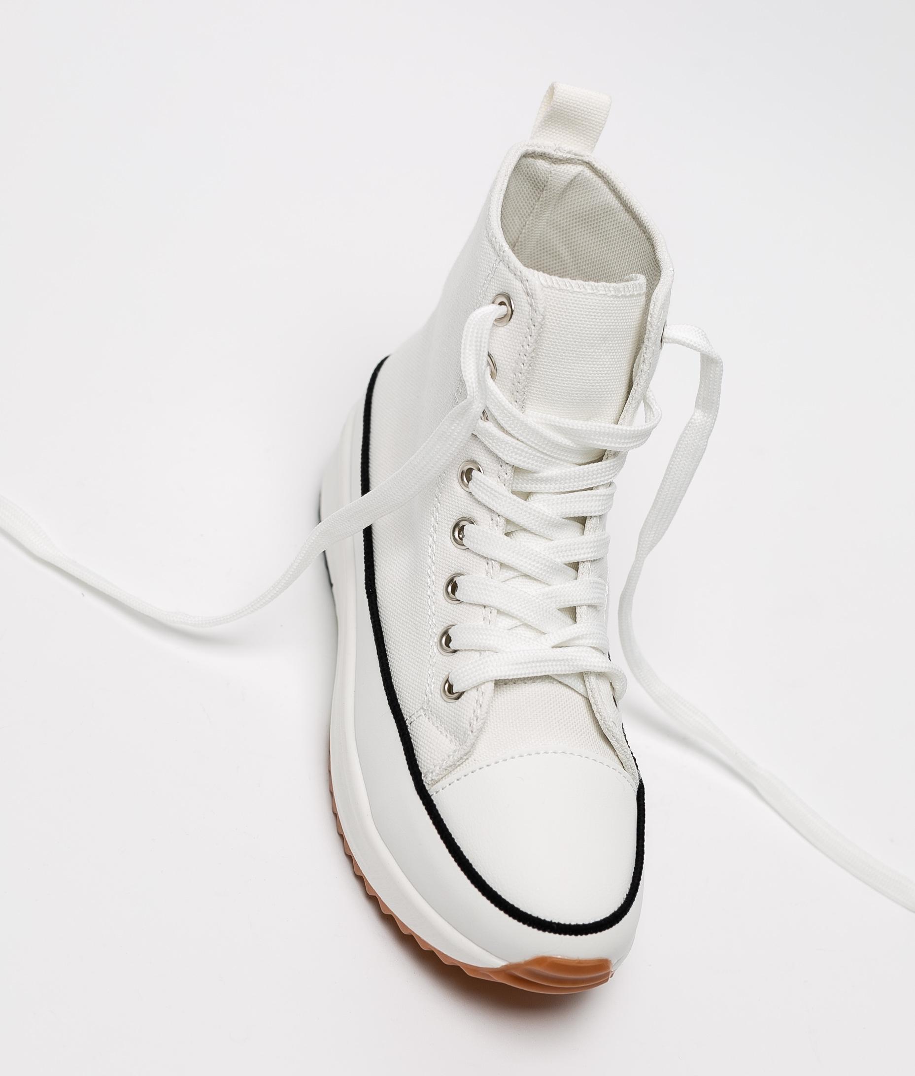Sneakers Kima - Bianco