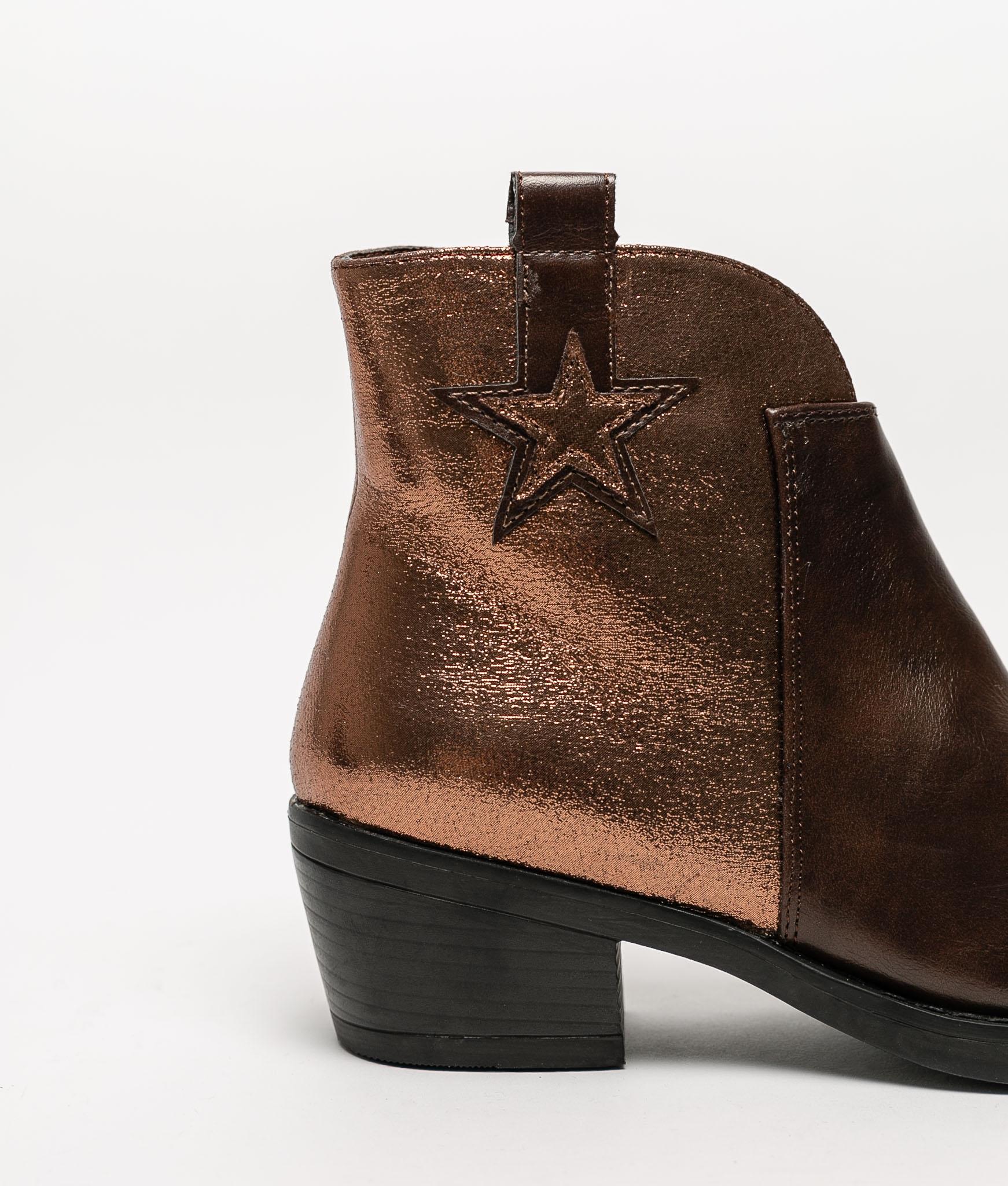 Boot Petite Kunik - Marrón