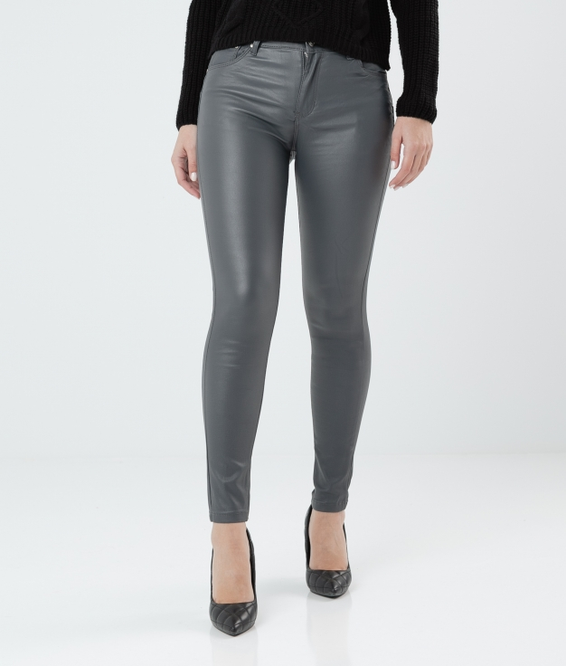 TROUSERS CARBUL - GREY
