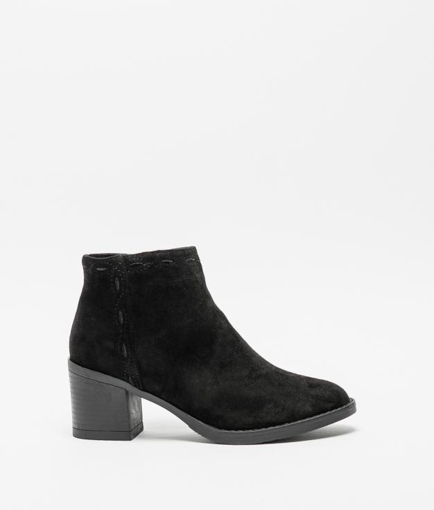 Low Boot Golin - Black