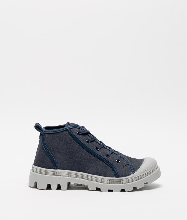 Sneakers Binse - Azul Marinho