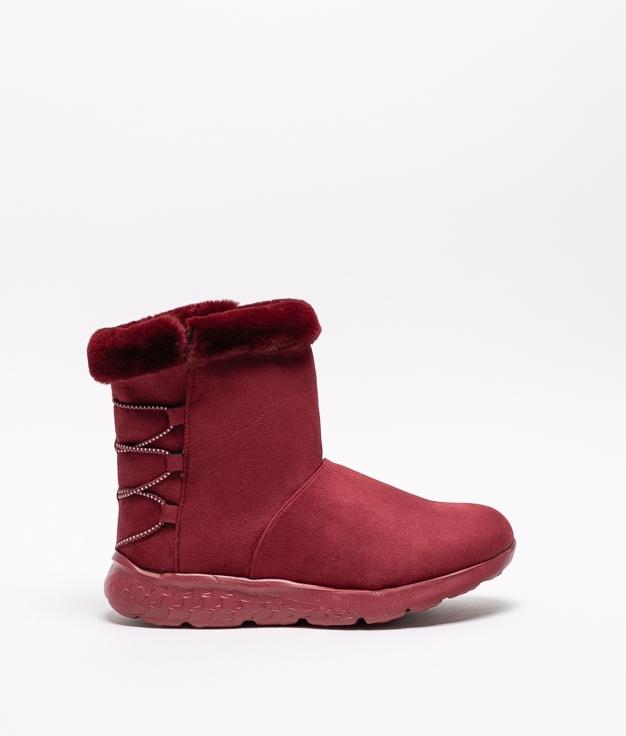 Boot Petite Beria - Rouge