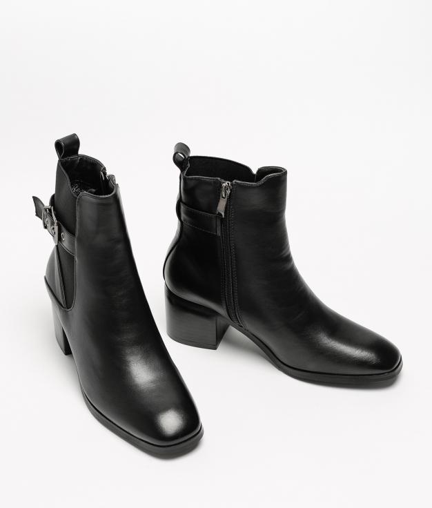 Low Boot Klenda - Black