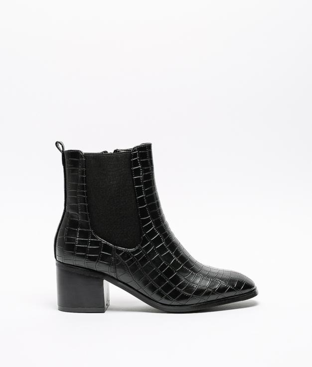Maver Low Boot - Black