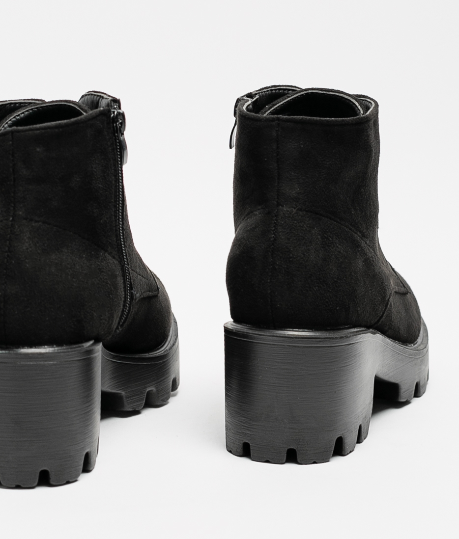 Low Boot Sely - Black
