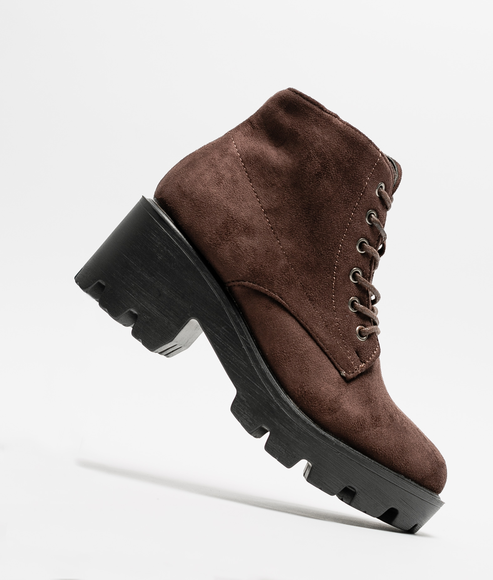 Low Boot Sely - Brown