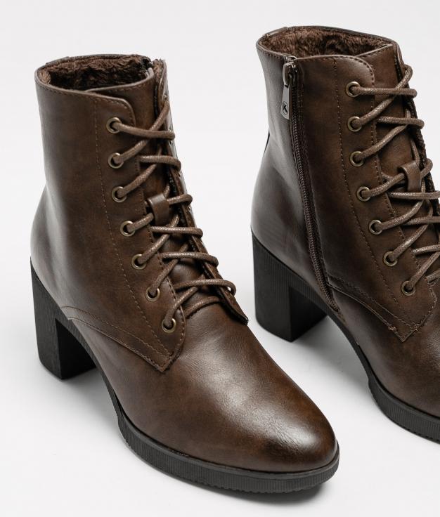 Low Boot Garet - Brown