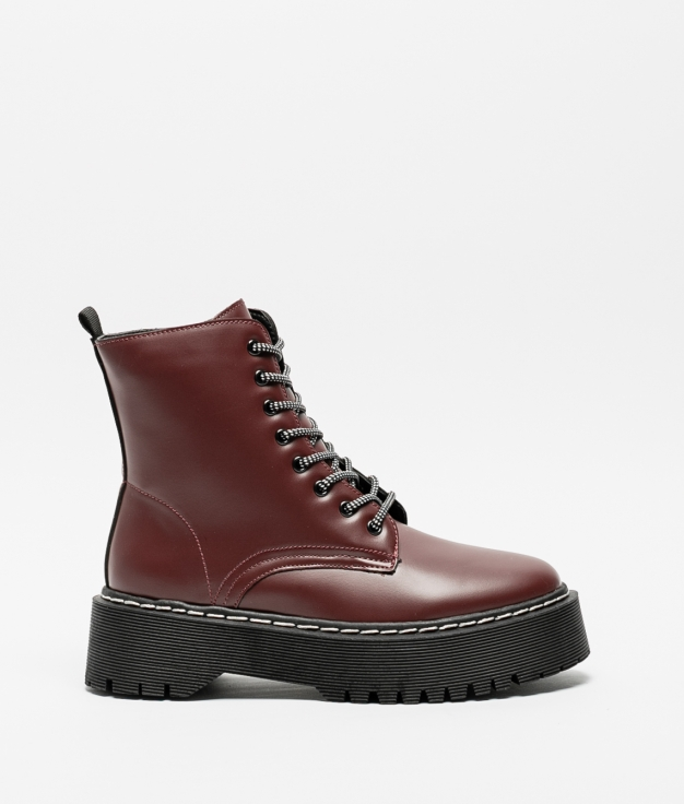Boot Petite Rudet - Grenat