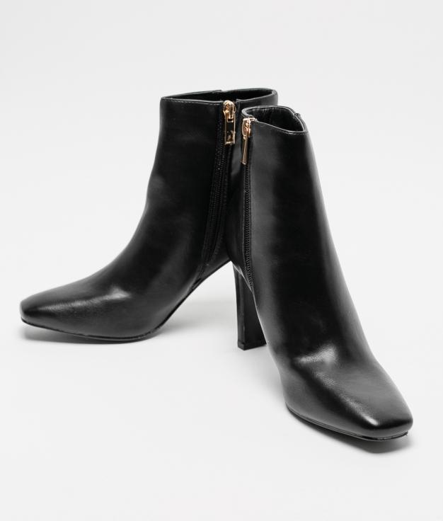 Low Boot Rendal - Black