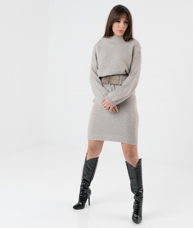Vestido Plixe - Kaki