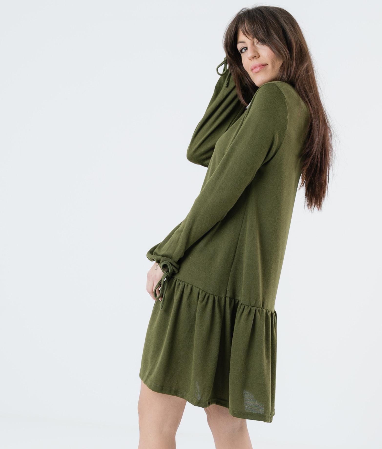 Vestido Solivel - Verde