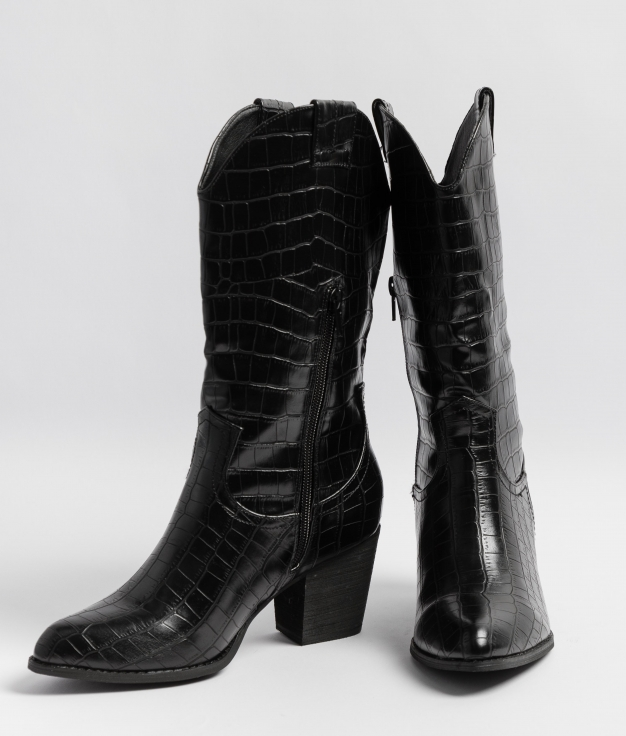 Boot Petite Turina - Noir