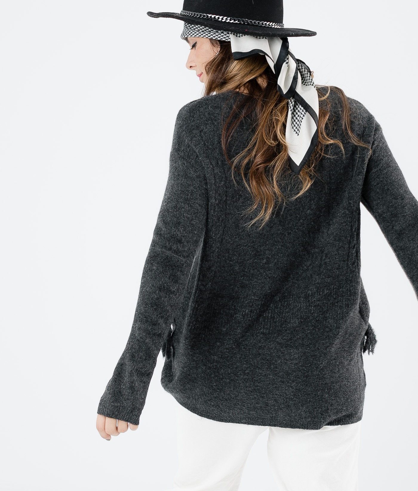Sweater Nicar - Grey