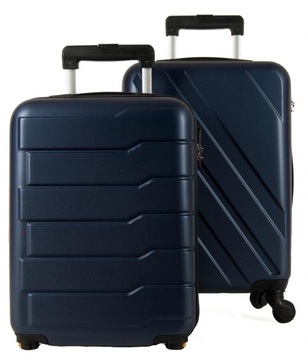 Suitcase Londre 2 Pieces - Navy Blue