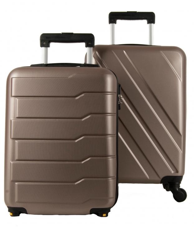 Suitcase Londre 2 Pieces - Champagne