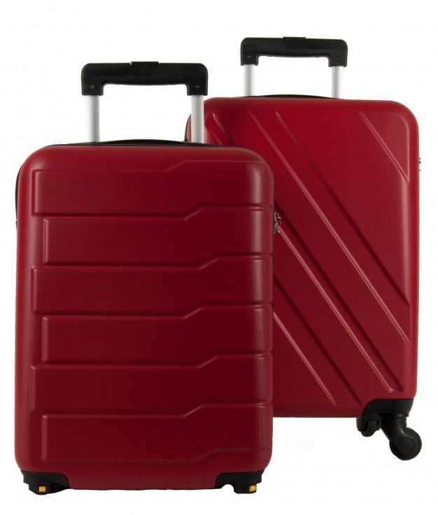 Suitcase Londre 2 Pieces - Red