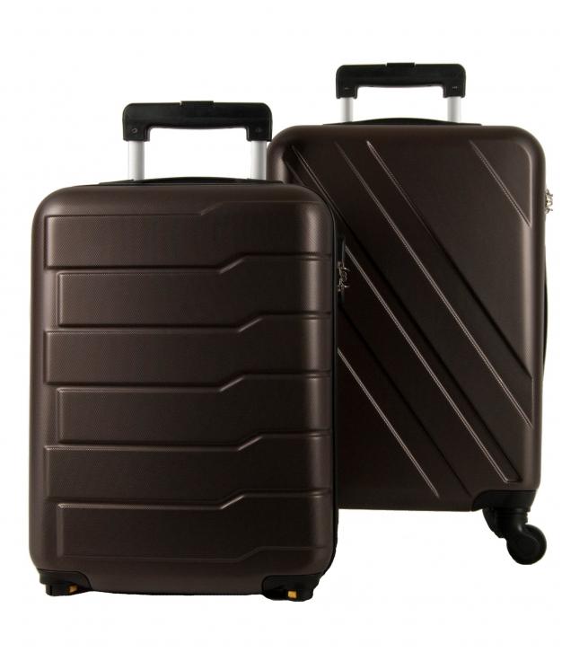 Suitcase Londre 2 Pieces - Bronze