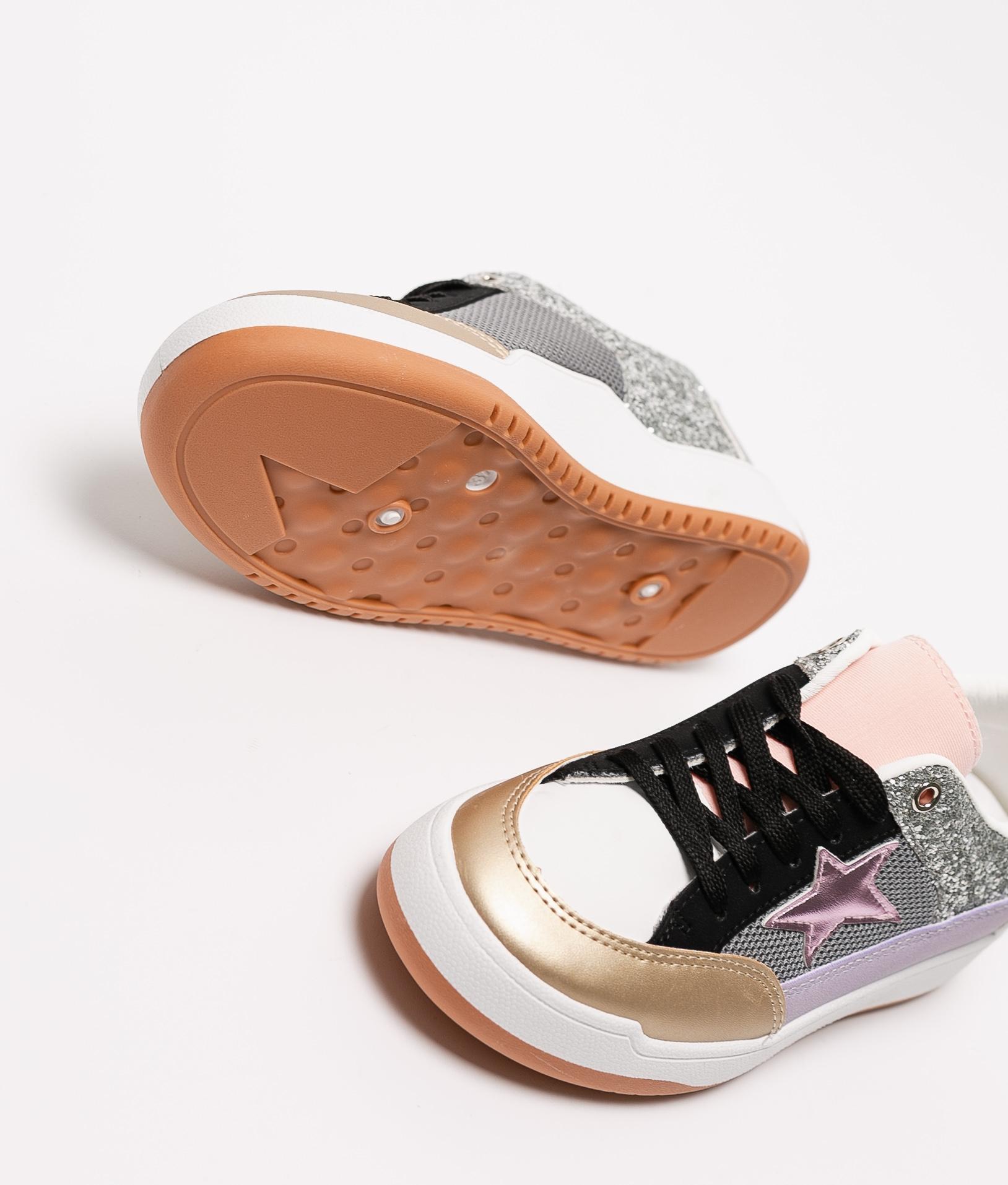 Sneakers Satur - Argento