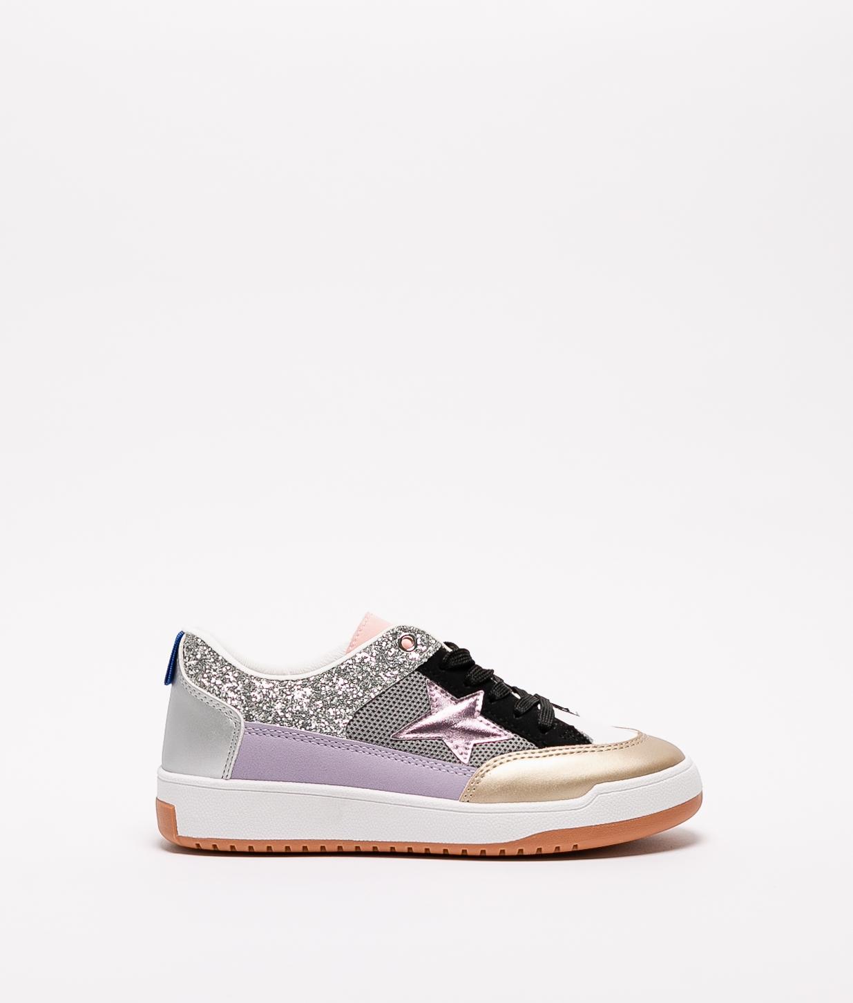 Sneakers Satur - Argent