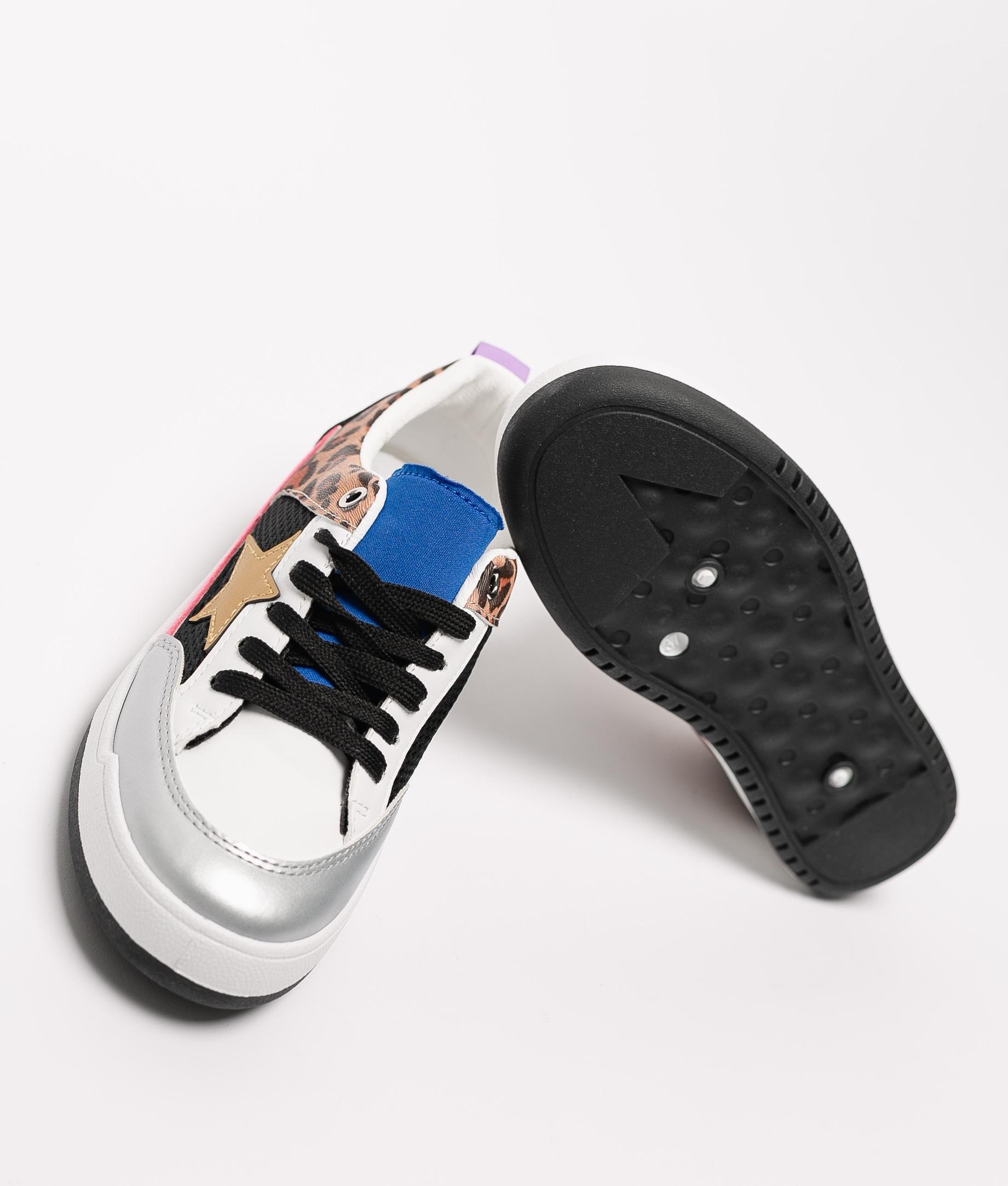 Sneakers Satur - Leopardo
