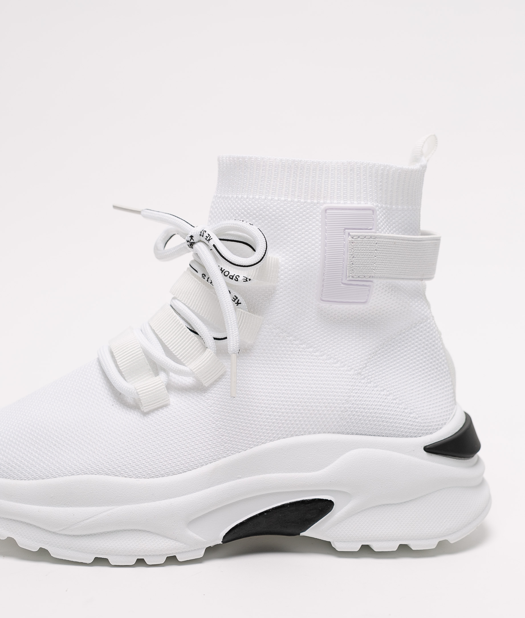 Sneakers Barister - Blanc