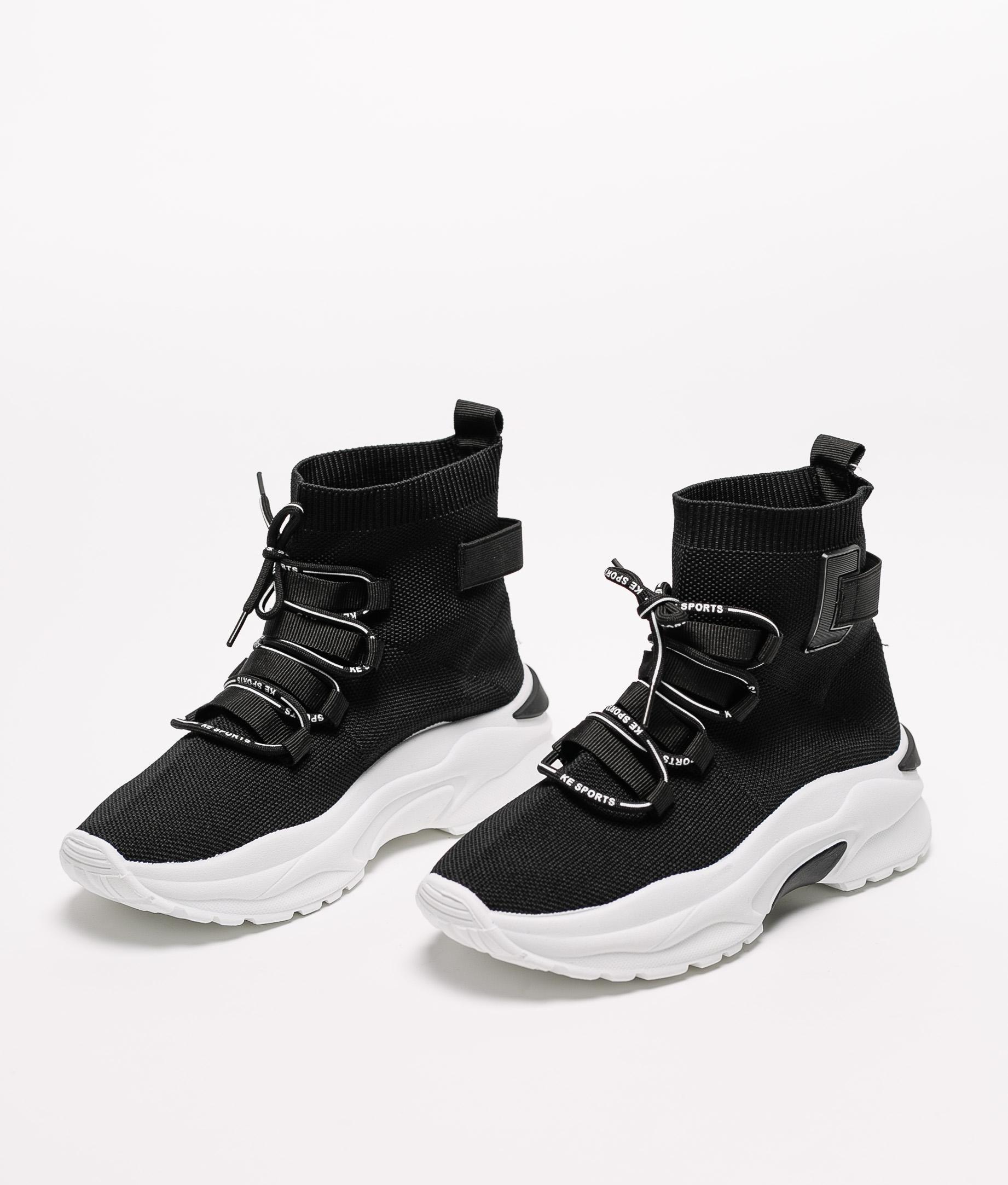 Sneakers Barister - Preto