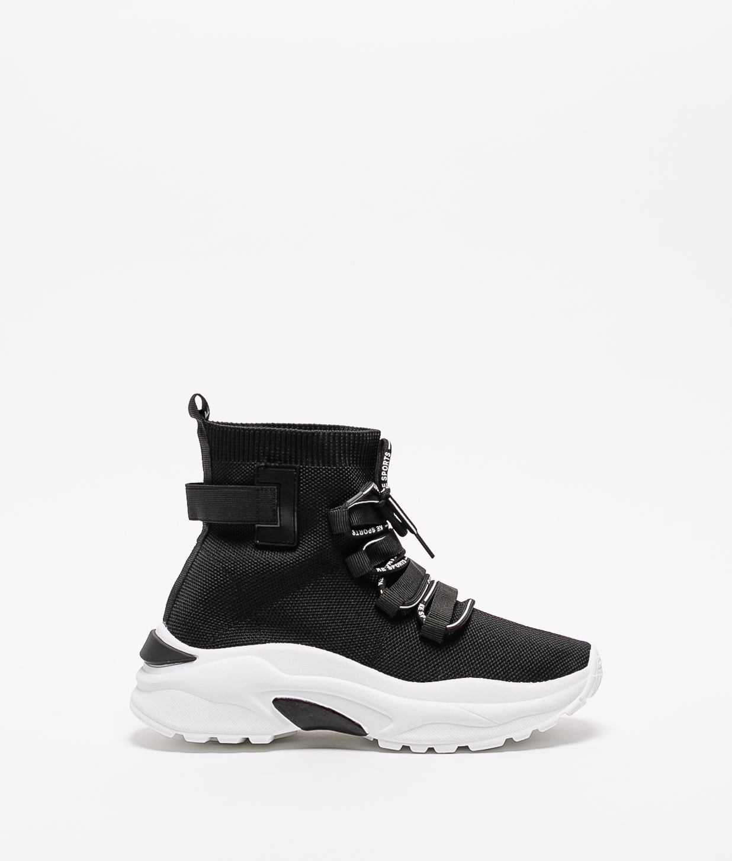 Sneakers Barister - Negro