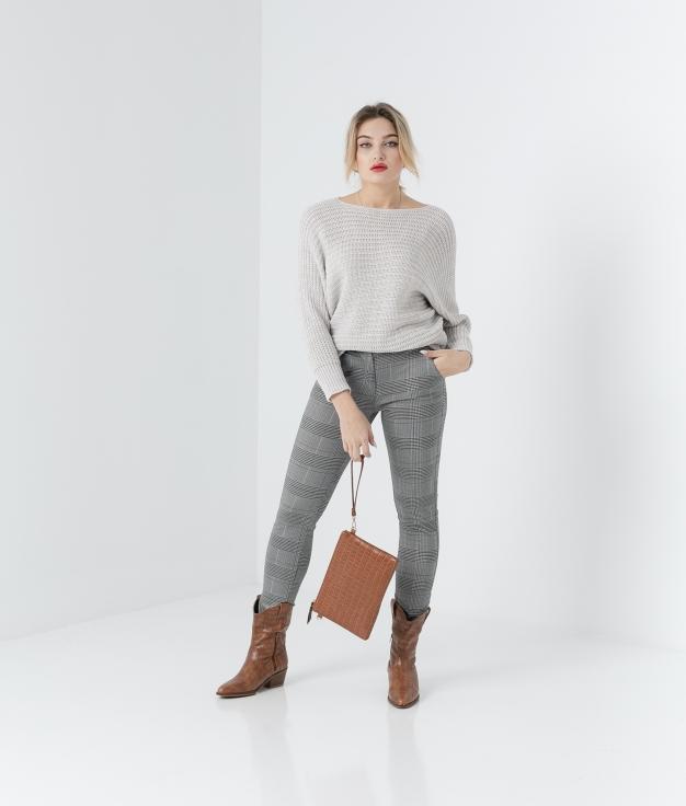 Trousers Lolia - Grey