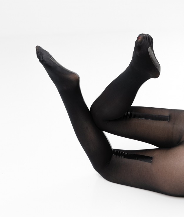 TIGHTS SALIMA - BLACK