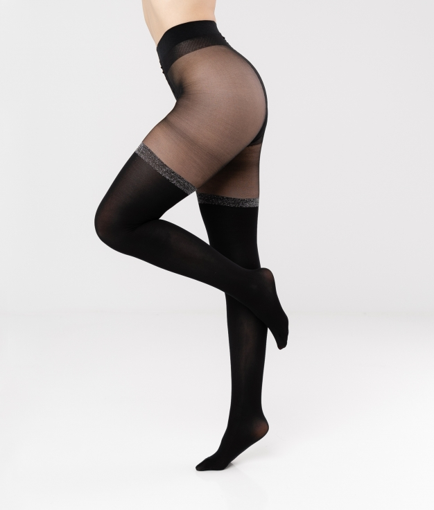 TIGHTS SUYIN- BLACK