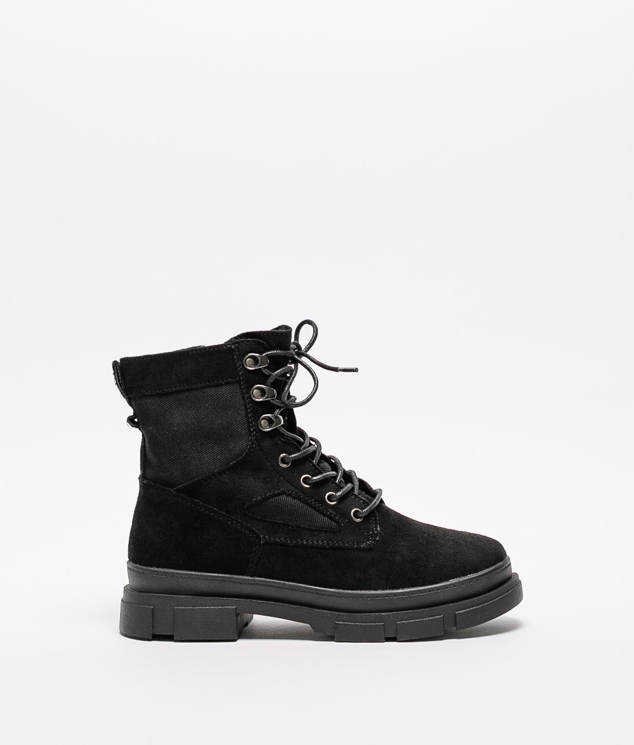 Boot Petite Melter - Noir