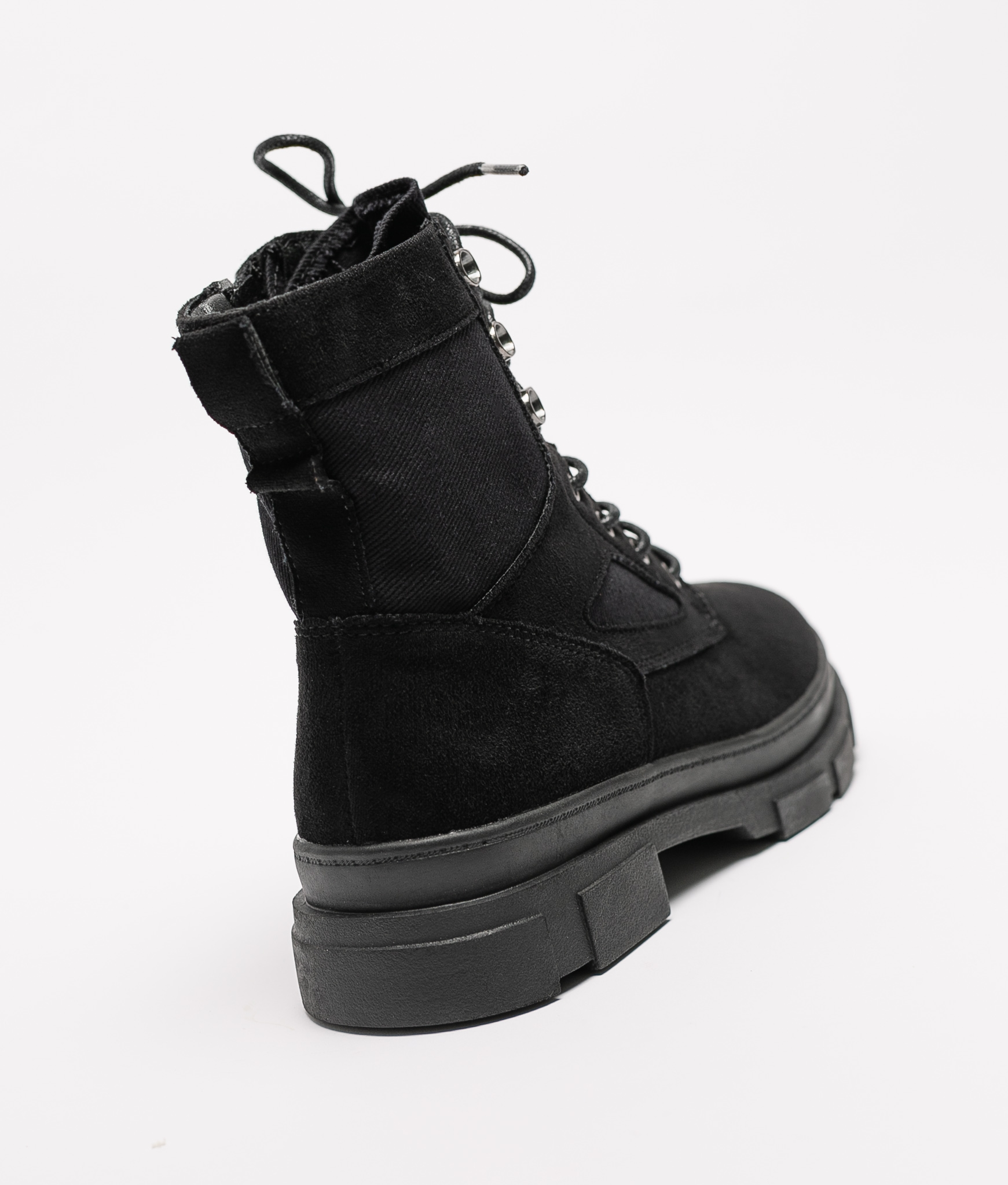 Low Boot Melter - Black