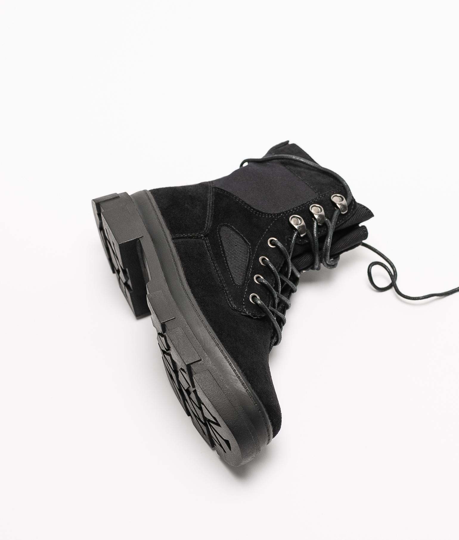 Bota Baja Melter - Negro
