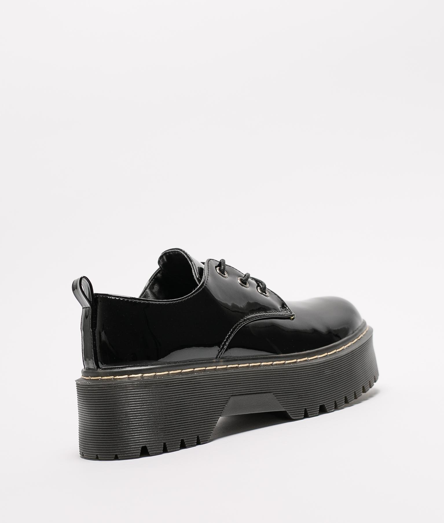 CUNDI SHOE - BLACK