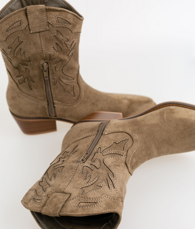 Narobi Low Boot - Green