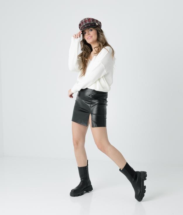 Skirt Gulara - Black