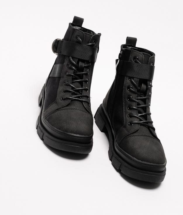 Low Boot Xana - Black