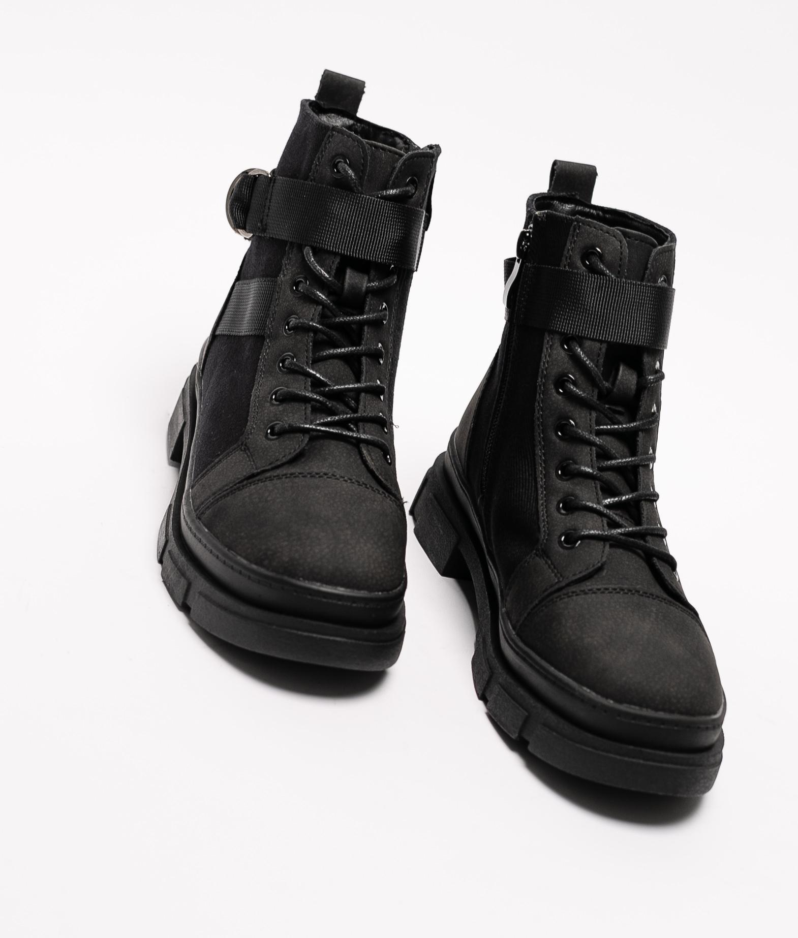Boot Petite Xana - Noir